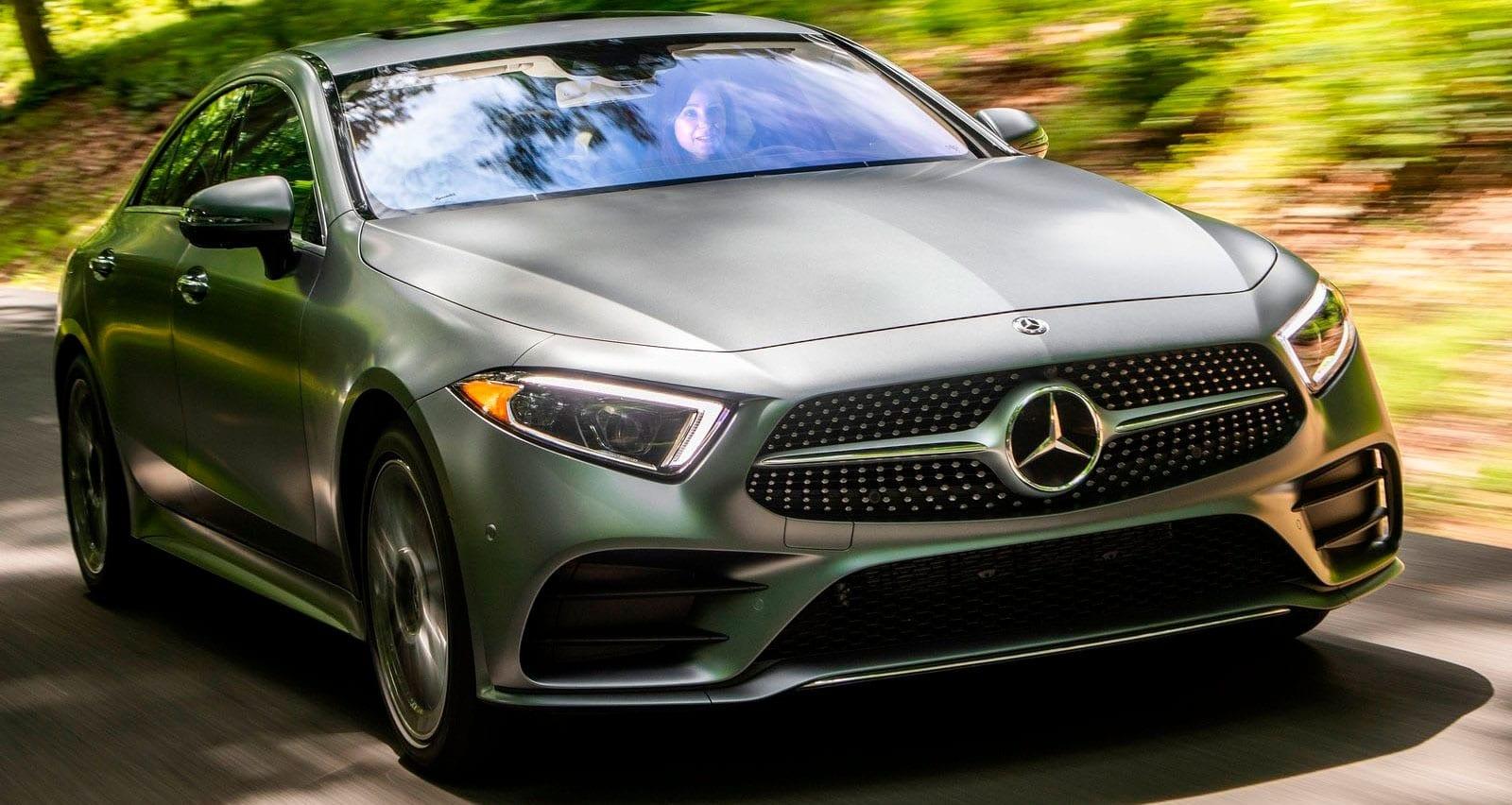 Características y equipamiento del Mercedes CLS 2021