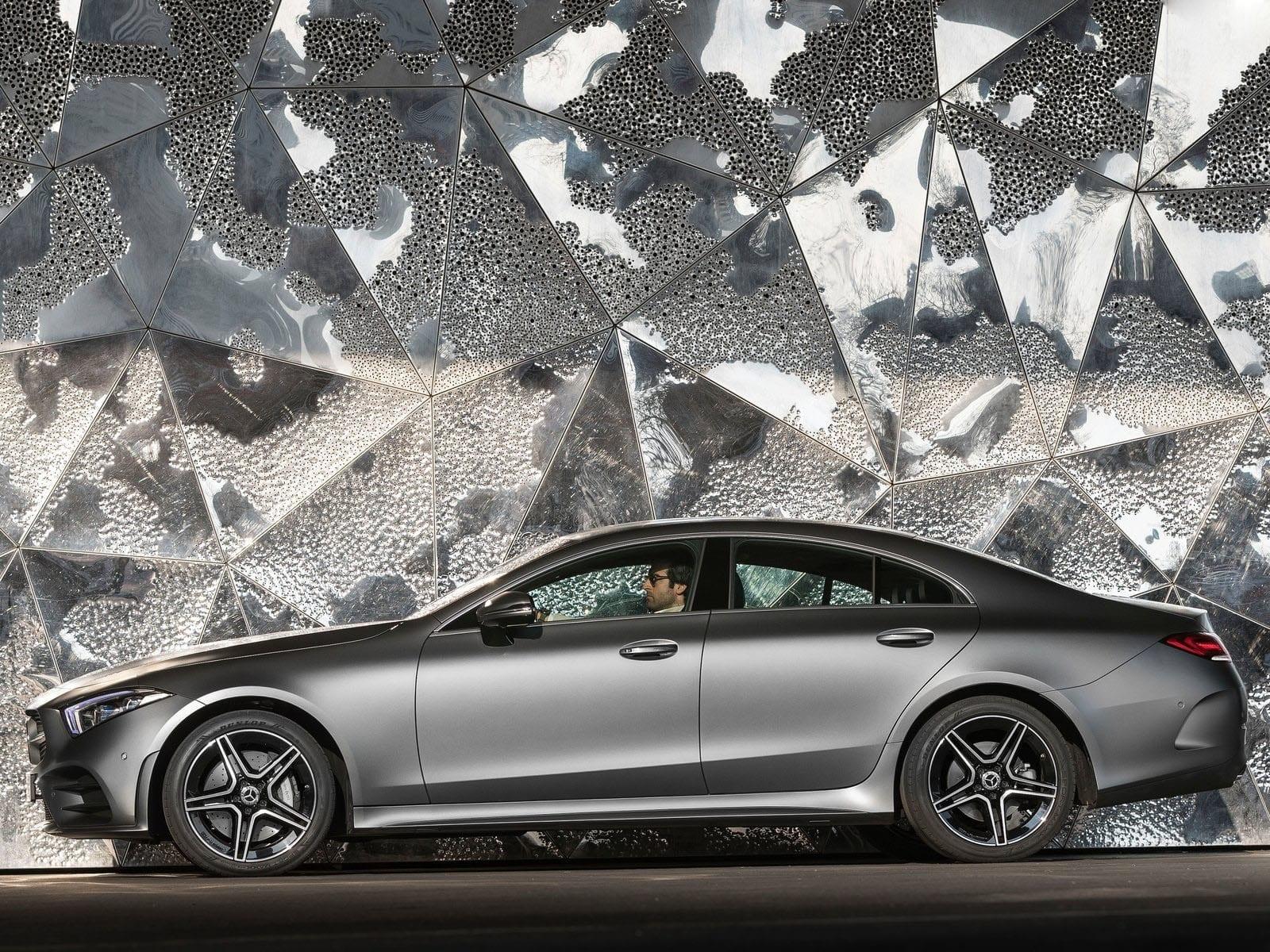 Precio del nuevo Mercedes CLS