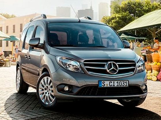 Mercedes Benz Citan Tourer Edición One