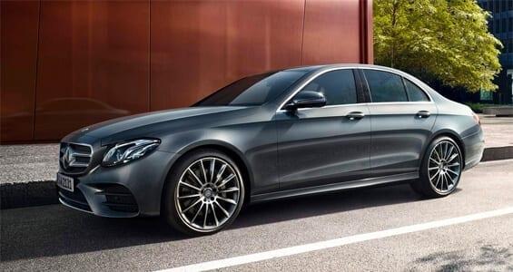 Mercedes Clase E Berlina elegancia y deportividad