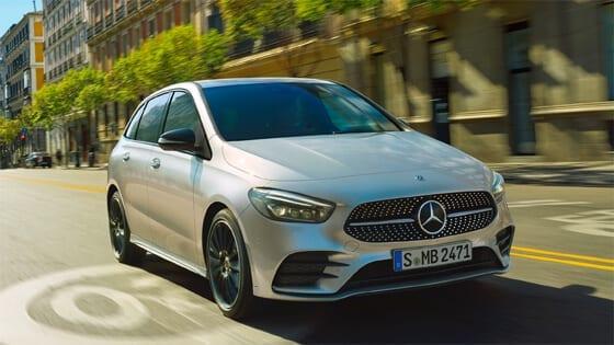 Mercedes Clase B 2021 Edición gasolina