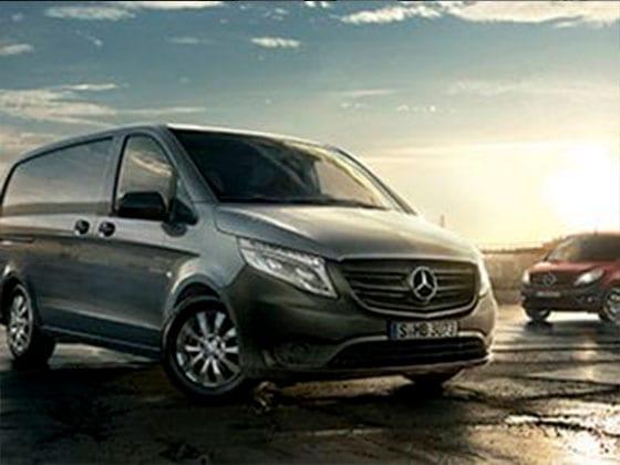 Cambio de aceite y filtro de su Mercedes-Benz industrial