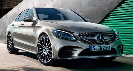 Fotos del Mercedes Clase C