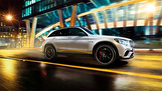 Mercedes GLC diseño moderno y actualizado