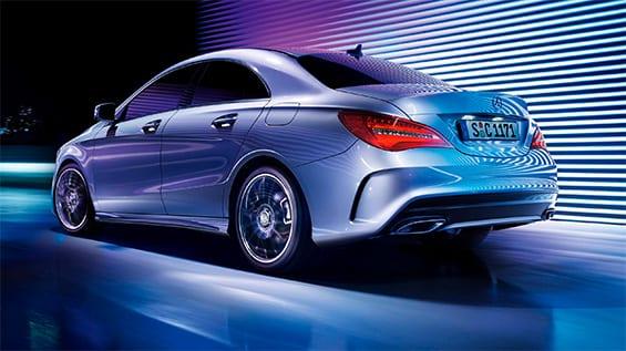 Gama mecánica del Mercedes CLA diésel