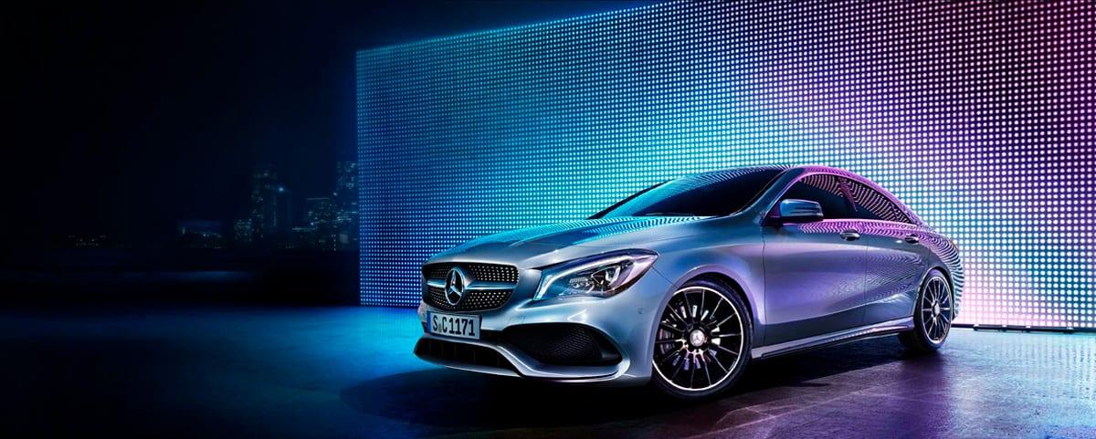 Mercedes CLA 2019 - Caetano Benet