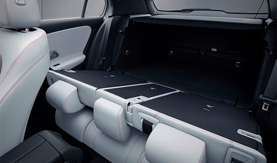 Mercedes Clase A 2019 dimensiones