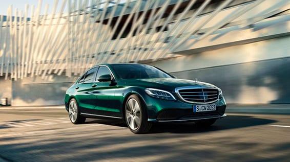 Mercedes-Benz Clase C edición gasolina