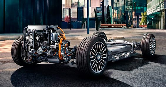 Mercedes-Benz - Coches Híbridos y eléctricos