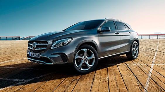 Mercedes GLA edición gasolina
