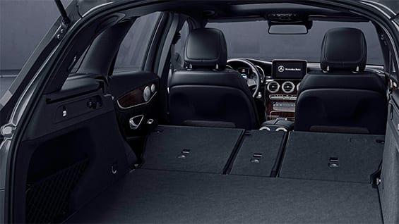 Mercedes GLC 2019 dimensiones
