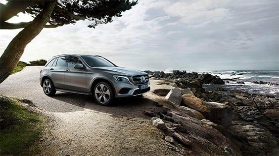 Mercedes GLC edición gasolina