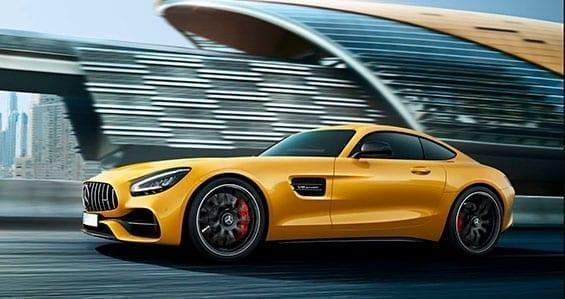Mercedes AMG GT diseño exterior y medidas