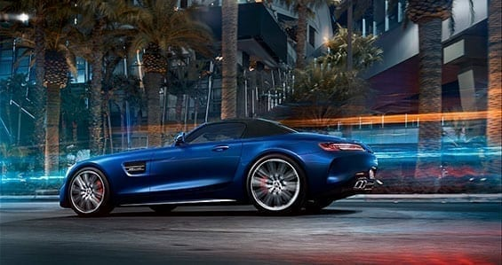 Versiones del Mercedes AMG GT