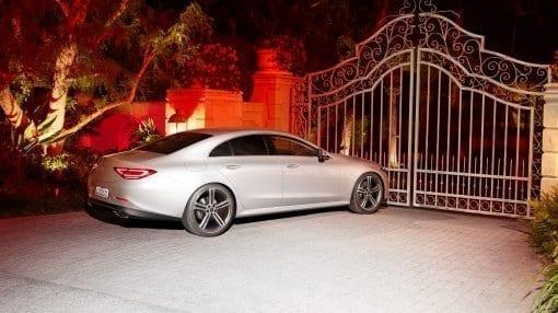 Diseño Exterior del Mercedes CLS 2021
