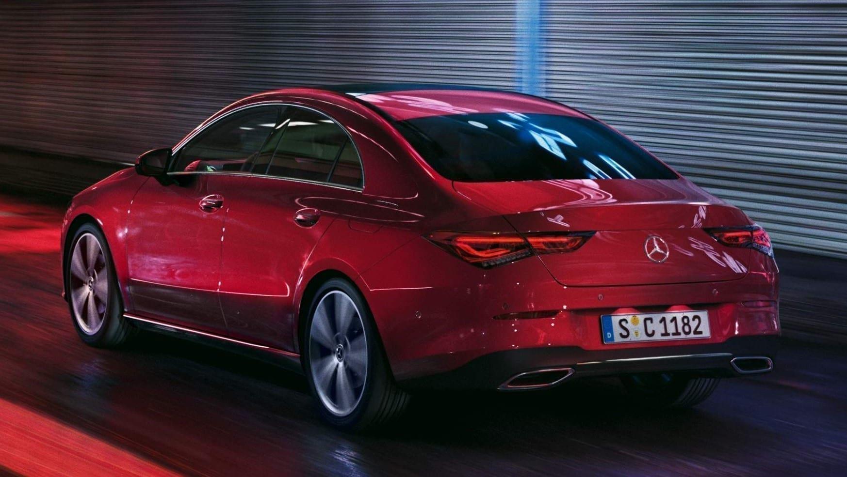 Mercedes Clase A CLA