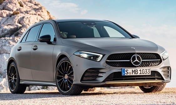 Mercedes Clase A edición gasolina