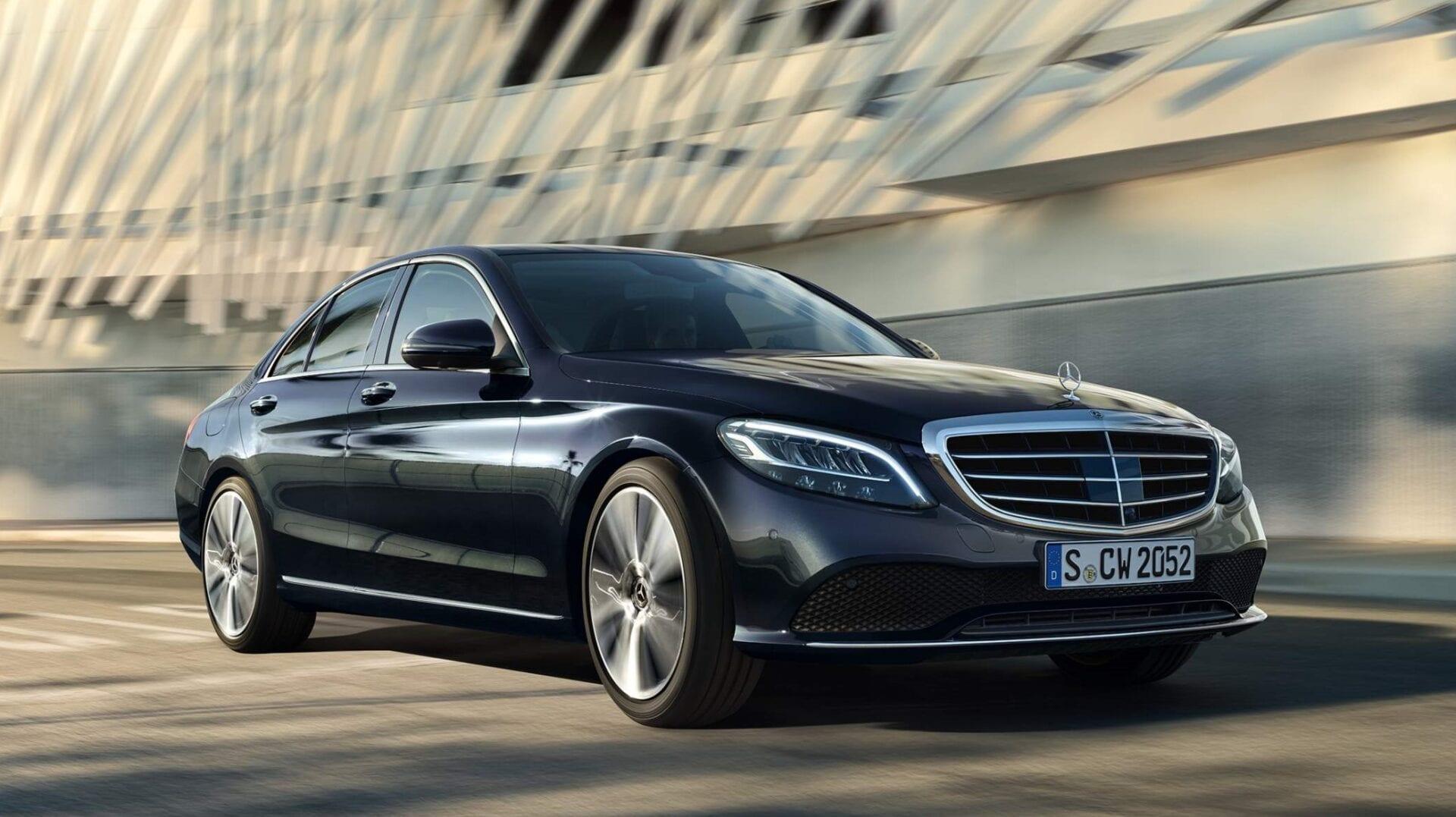 Características del Mercedes Clase C