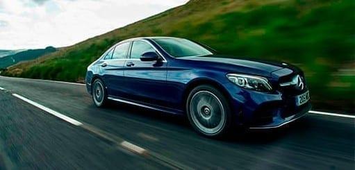 Nuevo diseño exterior del Mercedes Clase C