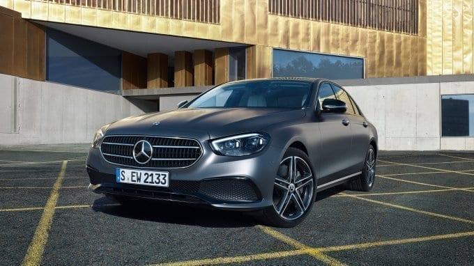 Mercedes Clase E edición gasolina