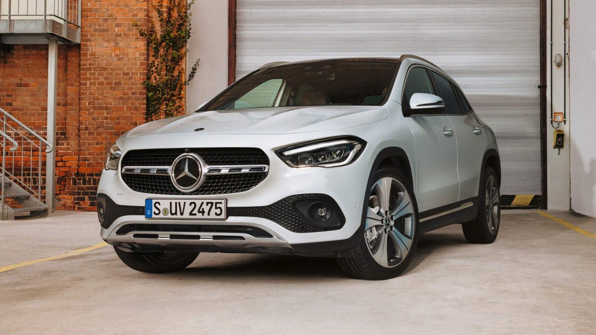 Mercedes GLA Edición diésel