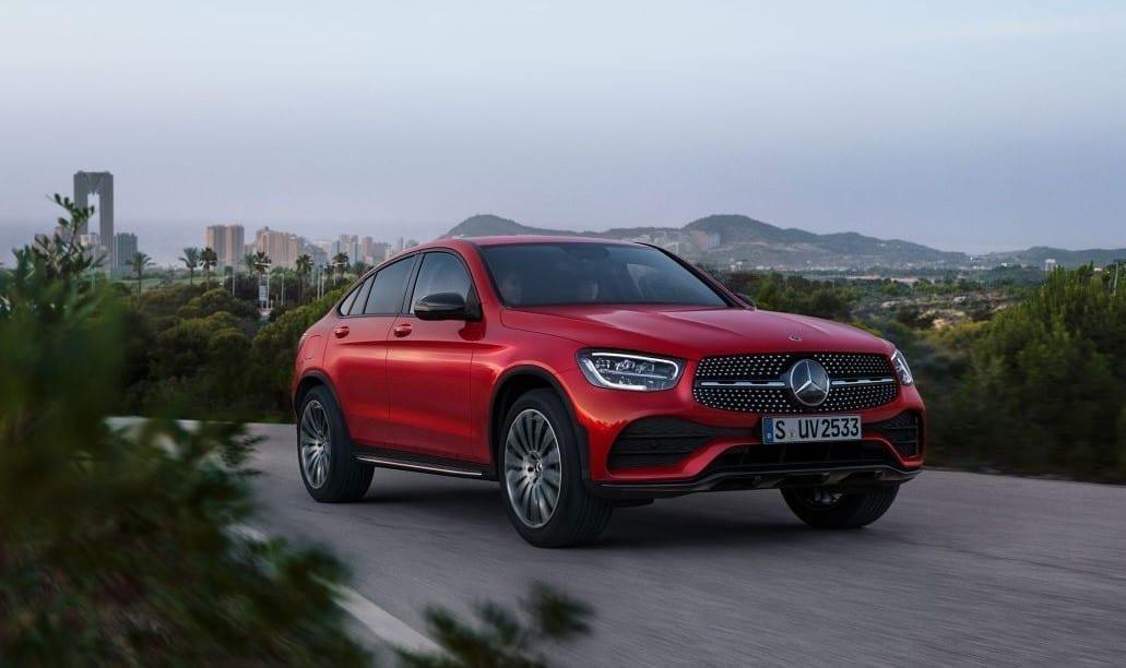 Nueva versión del Mercedes GLC 220