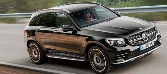 Mercedes GLC con motores diésel