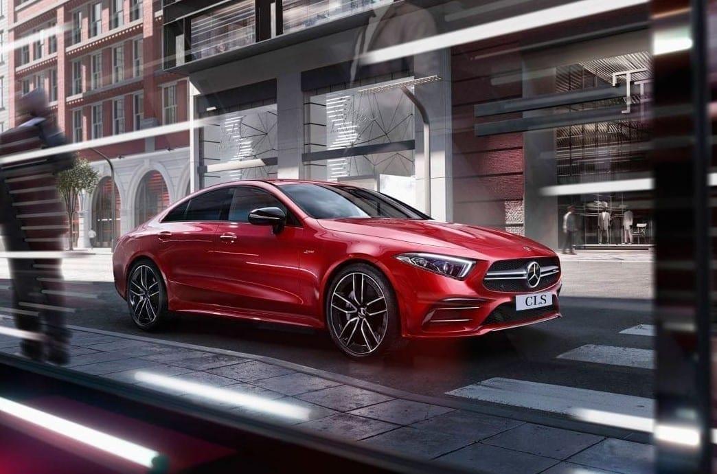 Mercedes CLS 2021 Edición Diésel
