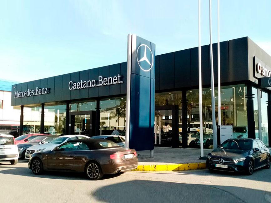 Caetano Benet - Marbella