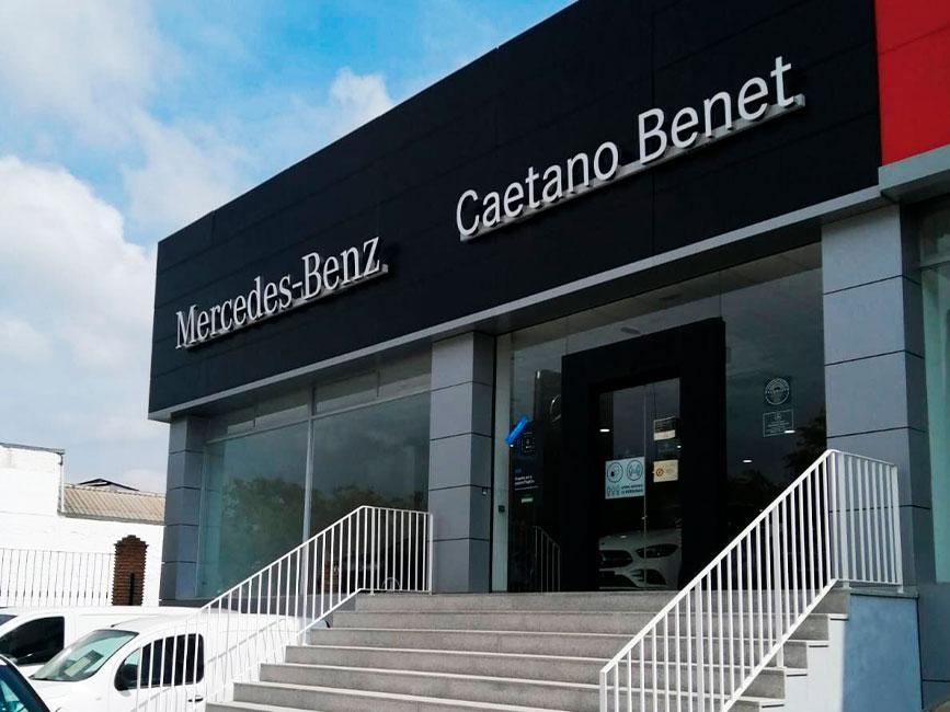 Caetano Benet - Vélez